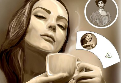 Espresso napoletano e street art, un binomio gustoso e vincente
