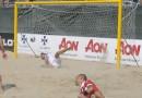 Napoli Beach Soccer, in Coppa Italia un sorriso a metà