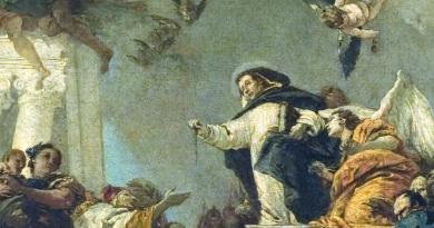 """L'azienda Tecno finanzia il restauro del """"San Domenico che istituisce il Rosario"""" del Tiepolo"""