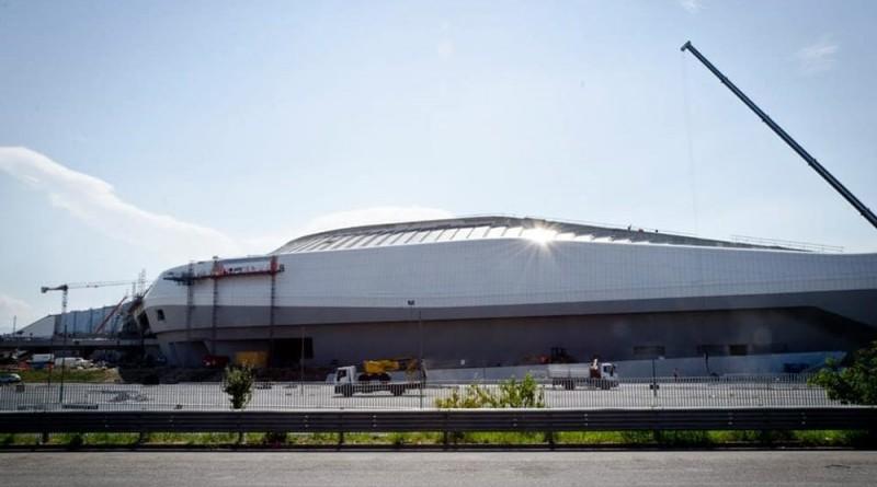 [REGIONE CAMPANIA] Inaugurazione nuova stazione Napoli Afragola