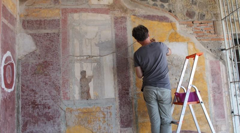 Villa Arianna, restauri Accademia Varsavia (3)