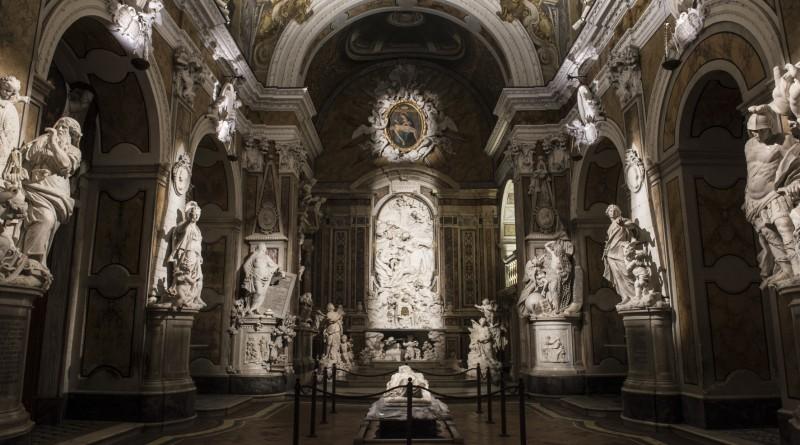 Cappella Sansevero (Ph. Marco Ghidelli)