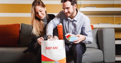 JustEat_social eating_consegna