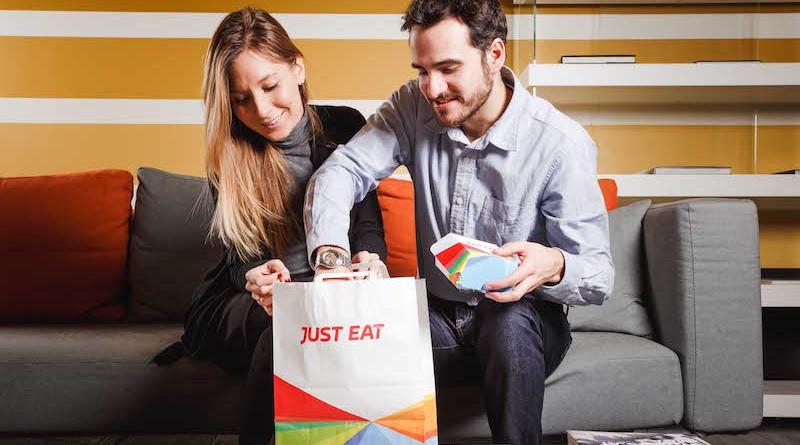 JustEat_social eating_consegna