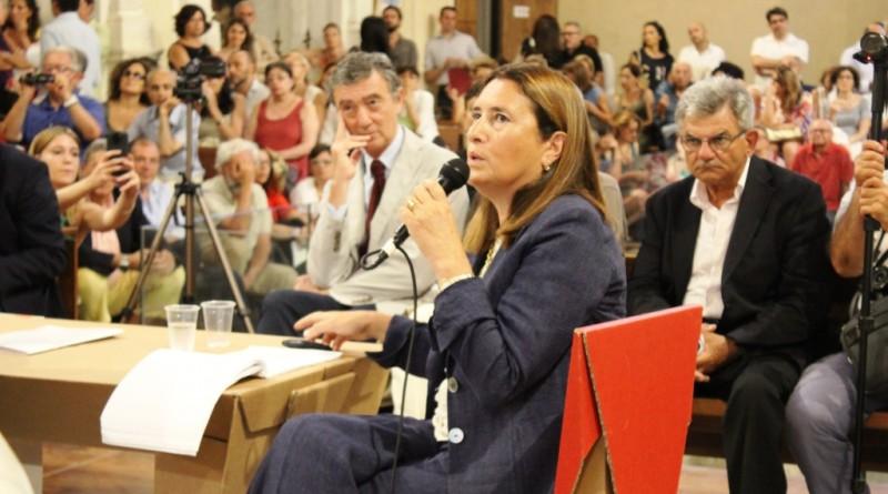 L'architetto Teresa Tauro
