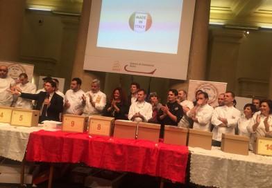La pasticceria De Vivo di Pompei ambasciatrice del Panettone italiano 2017
