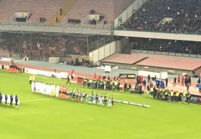 Insigne dà spettacolo, al San Paolo perdono sia il Milan che Ventura