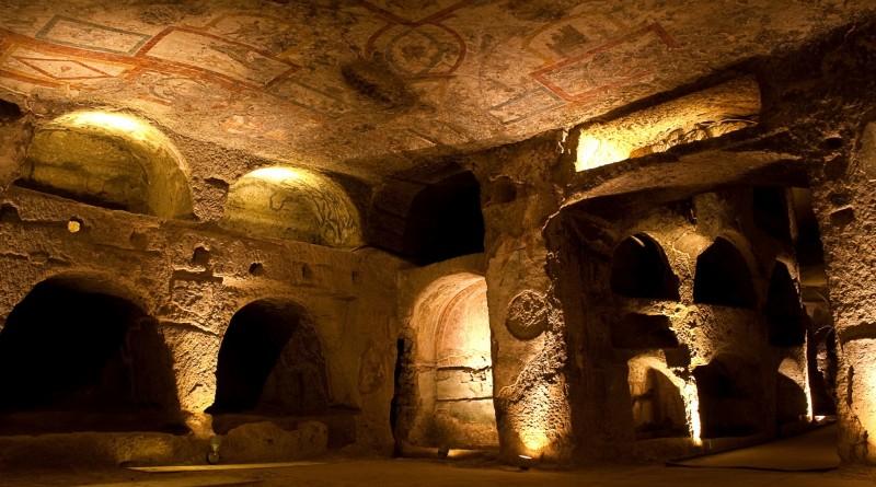 Parmacotto restaura le Catacombe di San Gennaro
