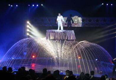 Arriva a Napoli l'American Circus, il più grande circo del mondo a 3 piste