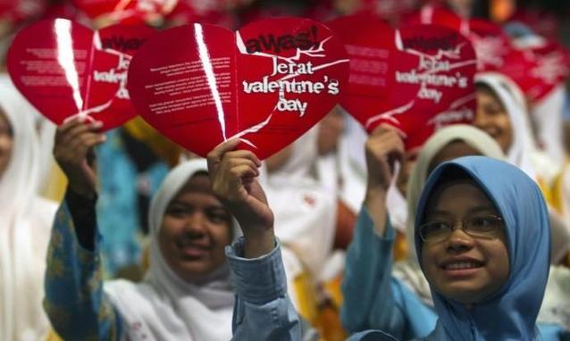 E San Valentino comincia  a far breccia anche nell'Islam