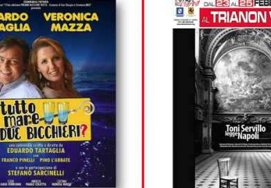 Trianon, dalla commedia di Eduardo Tartaglia a Toni Servillo che legge Napoli