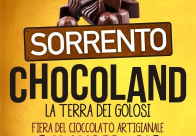 Approda in costiera la festa del cioccolato
