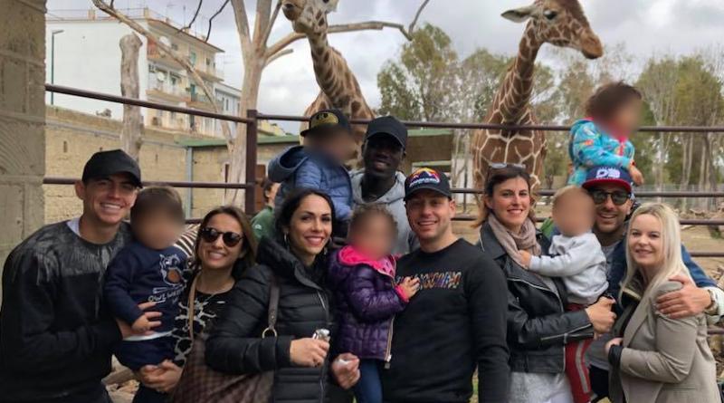 Napoli Zoo in visita Jorginho e Koulibaly
