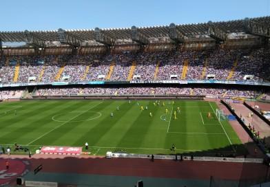 Resiste solo il Napoli alla marcia della Juve