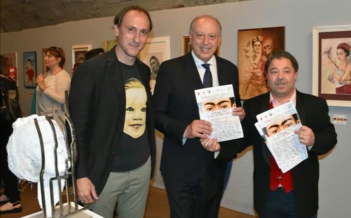 Vittorio Tosto, Il Sindaco di Lucca e Amedeo Fusco