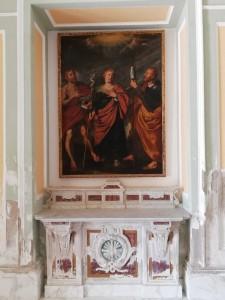 chiesa al castello