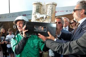 1/5/2018 Gran Premio Lotteria. Finale. URLO DEI VENTI (Enrico Bellei). Foto Perrucci.