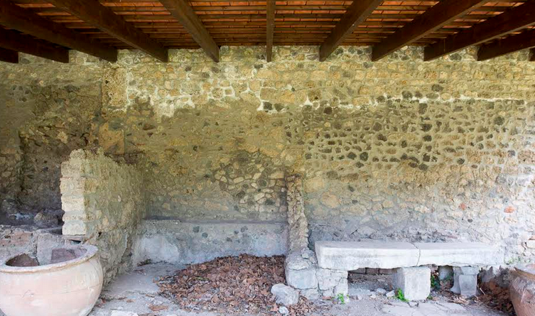 Sarà restaurata l'antica conceria degli Scavi di Pompei
