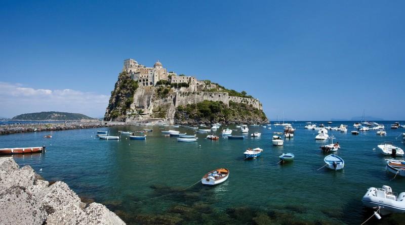 ischia castello