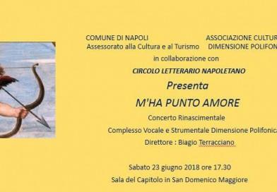 Tra mito e storia, concerto rinascimentale a San Domenico Maggiore