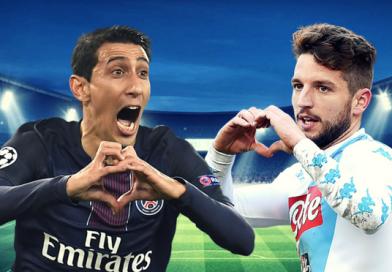 La risposta del Napoli alla Juventus potrebbe essere Di Maria. Mertens al Psg?