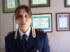Una donna a capo della Polizia Stradale di Napoli, è la prima volta!