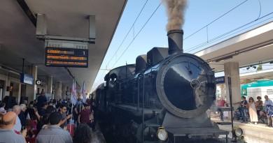 Sannio Express a Benevento