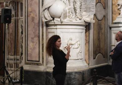 Storie, tradizioni e leggende della Cappella Sansevero nella lingua dei segni