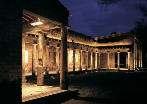 Pompei nerone