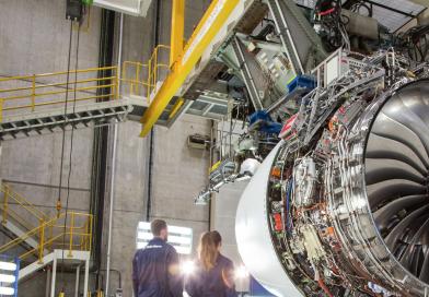 Rolls-Royce incontra gli ingegneri del futuro