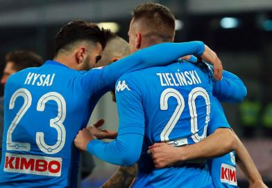 Il Napoli batte anche l'Udinese e lancia un nuovo assalto agli altri bianconeri