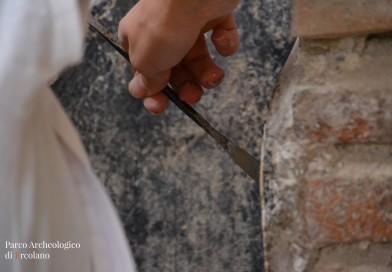 Parco Archeologico di Ercolano, finalmente la manutenzione programmata