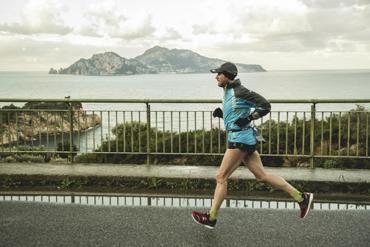 Costiera sorrentina, scenario unico per la mezza maratona