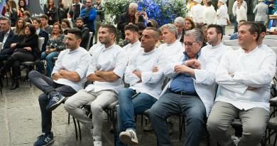 Pizzaioli gourmet, a Napoli progetto con 20 soci chef presentato da Vesi
