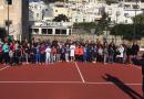 Tennis Capri, giochi sotto l'albero di Natale
