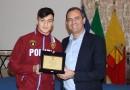 Judo, de Magistris incontra Medaglia d'oro ai campionati del mondo di Nassau