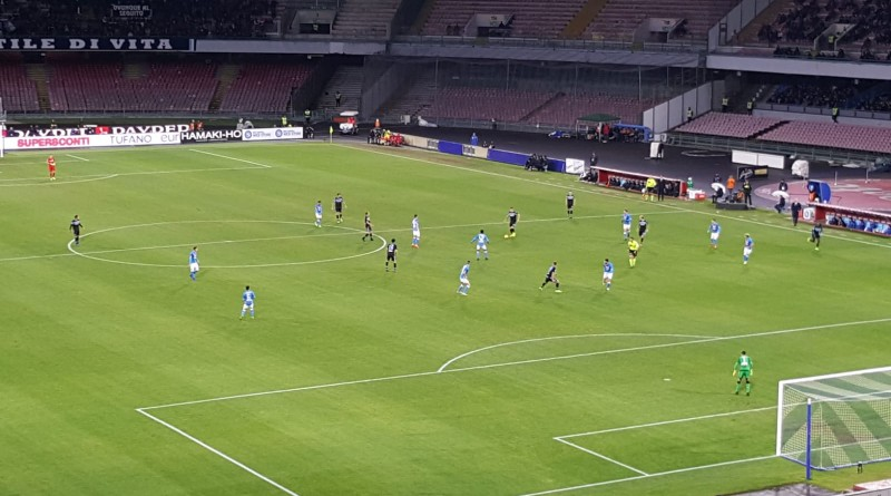 Pali, gol e spettacolo. Il Napoli fa festa al San Paolo con Callejon e Milik
