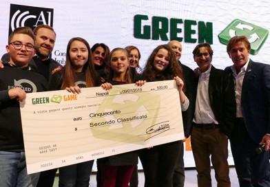 Il liceo Mercalli campione regionale green game