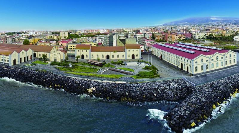 Panoramica museo Pietrarsa