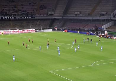 """Il Var questa volta è amico e Insigne regala al Napoli l'ennesimo """"sfizio"""" contro il Cagliari"""