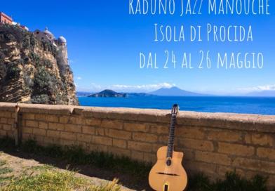"""""""Raduno Jazz Manouche"""", dal 24 al 26 maggio concerti gratuiti e jam session su tutta l'isola"""