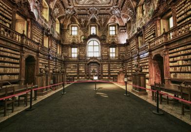 La Biblioteca dei Girolamini di Napoli, riapre le porte al pubblico