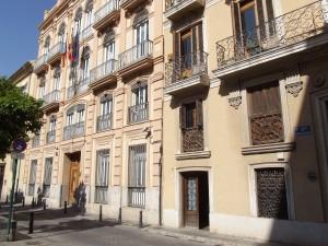 palazzo della piazza Napoli Sicilia