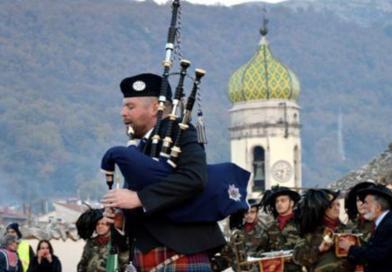 Sannio Tattoo, cornamuse scozzesi per celebrare la capitale europea del vino