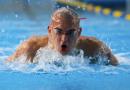 A Napoli i campioni del nuoto