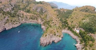 Giornata del panorama, la Campania in mostra con la Baia di Ieranto