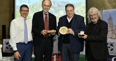 """Matera, la medaglia di Ignazio Colagrossi al meeting""""Fai Bella l'Italia"""""""