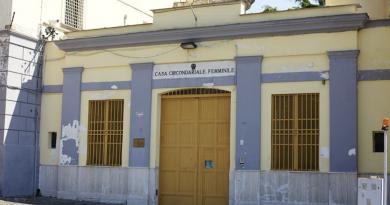 carcere Pozzuoli