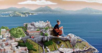 La Smorfia napoletana nelle 90 tavole dell'artista toscano Maurizio Vinanti