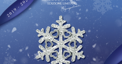 """Il """"Fiocco di Neve"""" per la collezione Coccopalmeri"""